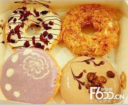 多拿滋甜甜圈加盟