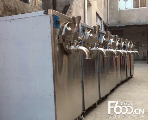 伊誊食品机械加盟