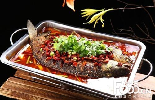 乌江烤鱼图片
