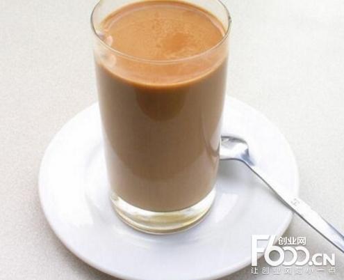 不二文化奶茶