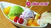 妙格雪葩酸奶吧