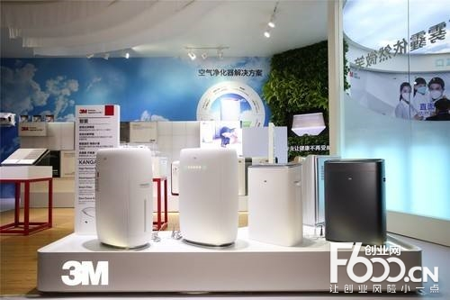 3m空气净化器图片
