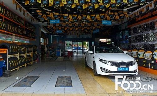 开汽车美容店所需设备有哪些 洗车有哪些流程/