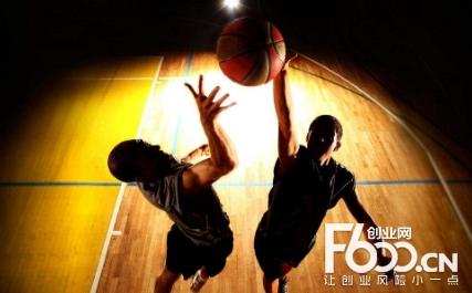 飞人篮球训练营