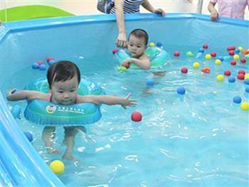 马博士婴儿游泳馆加盟