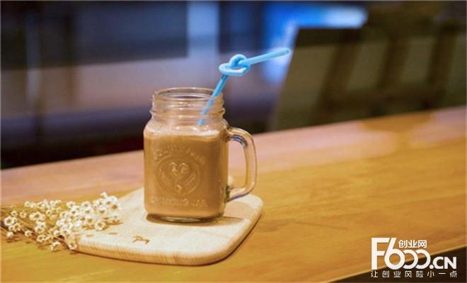 丁先森奶茶图片