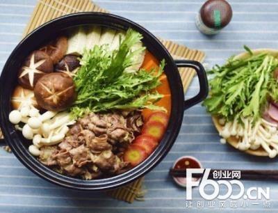 旬野菜日式火锅