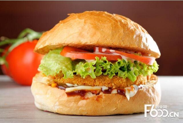 美可滋炸鸡汉堡加盟