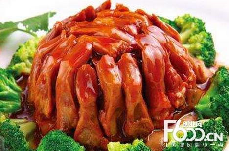 褚记北京烤鸭店