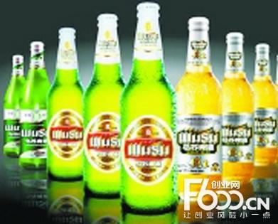 乌苏啤酒加盟