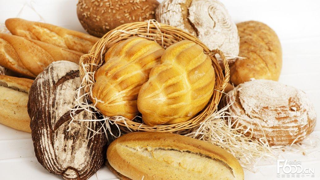 义利果子面包加盟