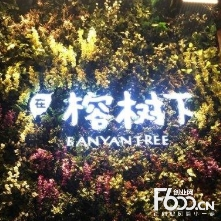 在榕树下花艺餐厅