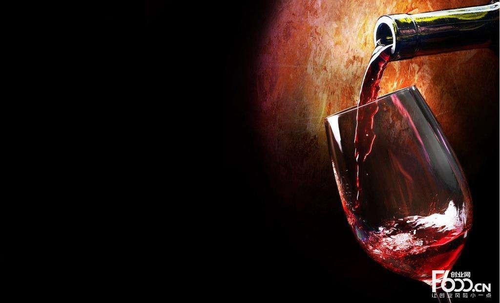汉森红酒图片