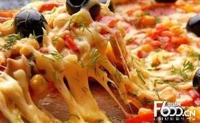 町麦乐披萨