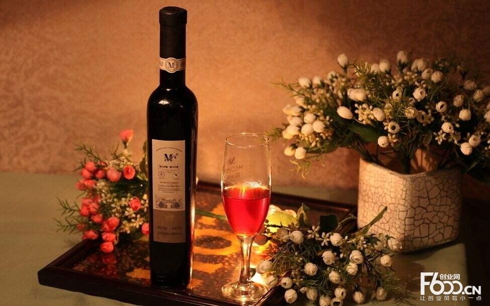 卡门红酒图片