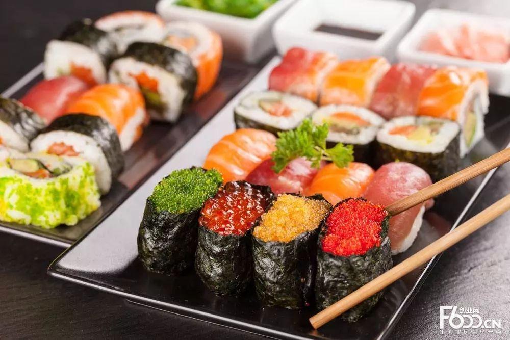 永兴寿司加盟