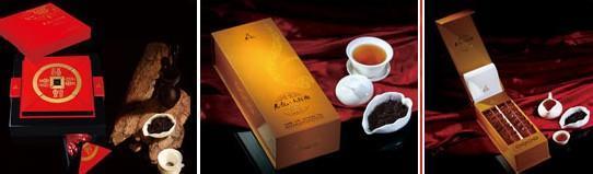 老记大红袍茶叶