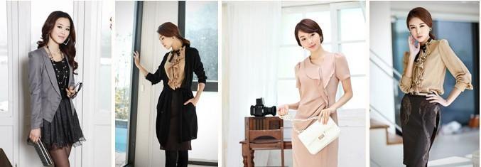 莱曼/梦莱曼是一个普通女人穿上就可以蜕变成时尚模特的品牌服饰服饰...