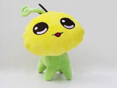 红泡泡绿果果玩具