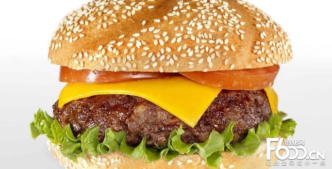 汉堡先生汉堡图片