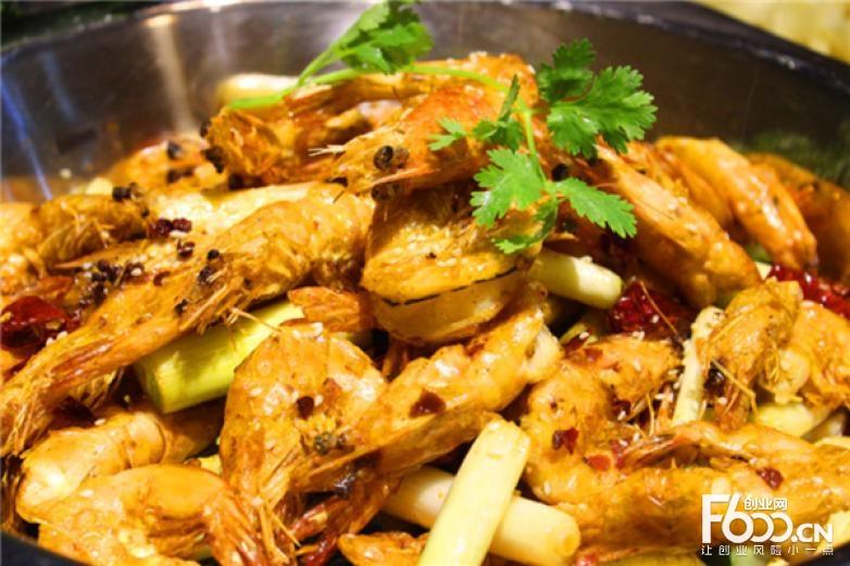 众品大虾虾火锅