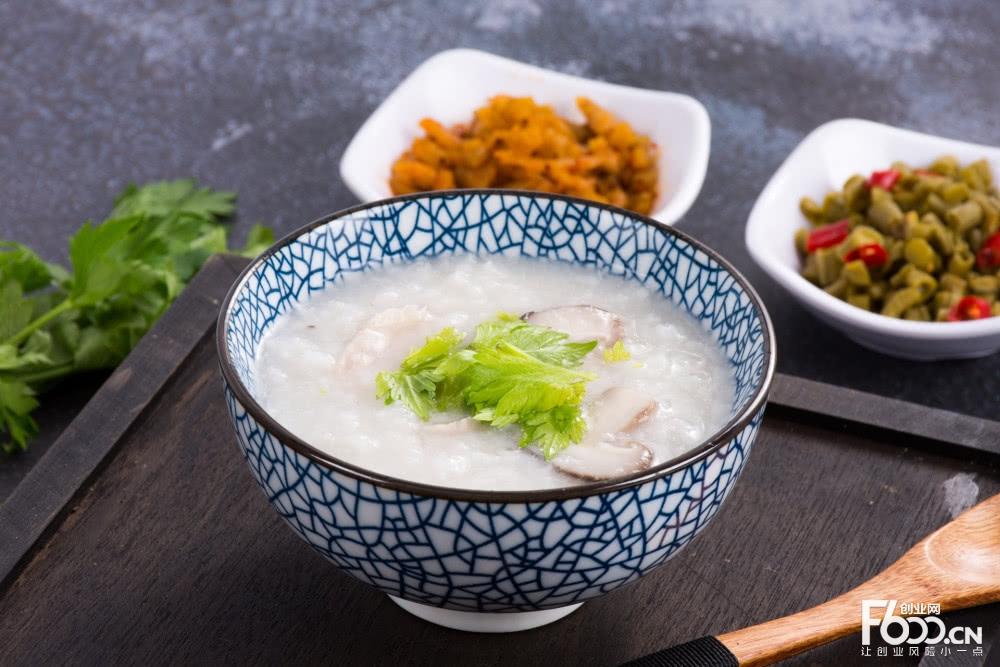 秦方本草养胃粥