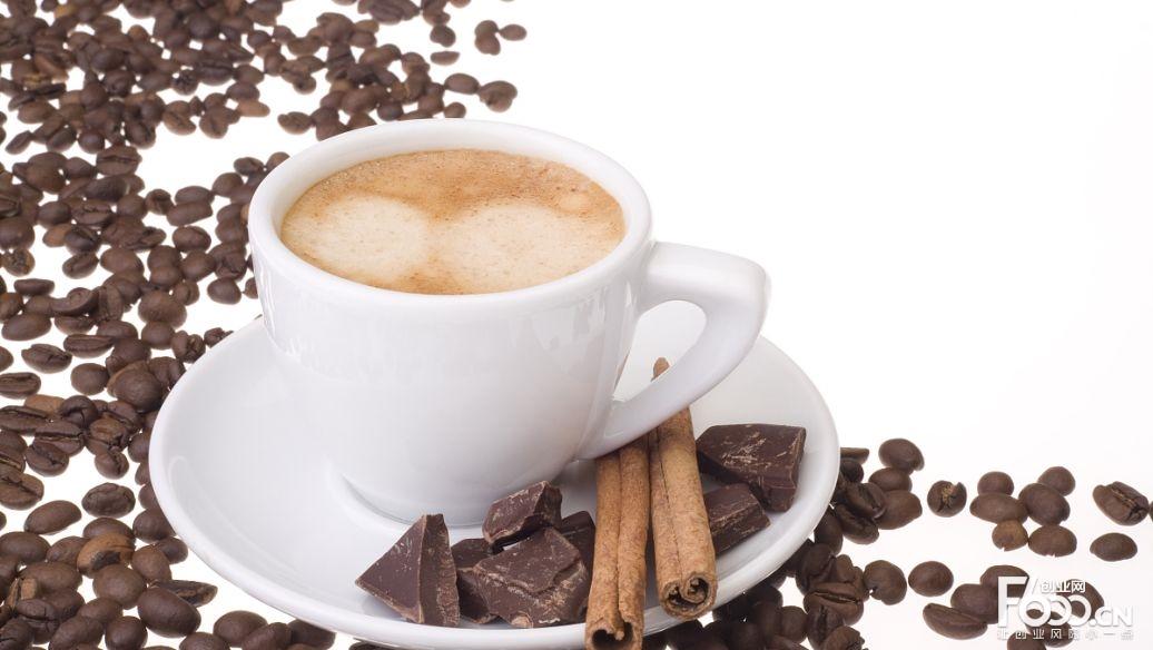 百胜图咖啡