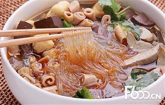 燕十一鸭血粉丝汤