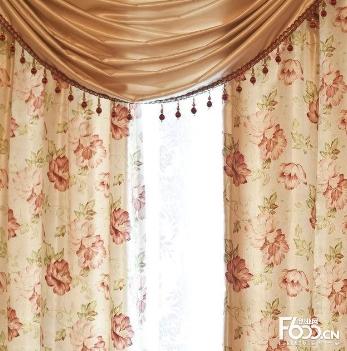 春之恋窗帘