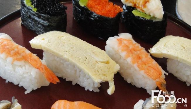 恒道寿司紫菜包饭