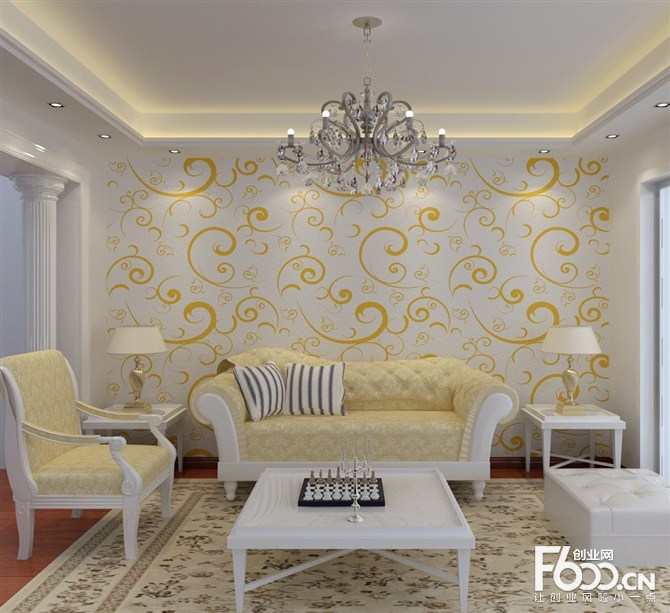 当你看到通过硅藻泥设计出客厅沙发背景墙案例,你定然会对硅藻泥感到