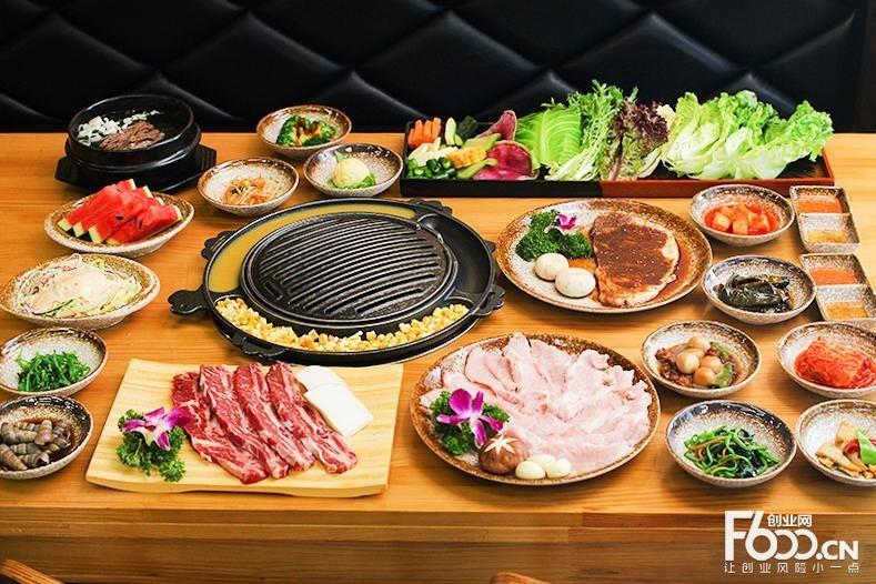无等山韩国料理加盟