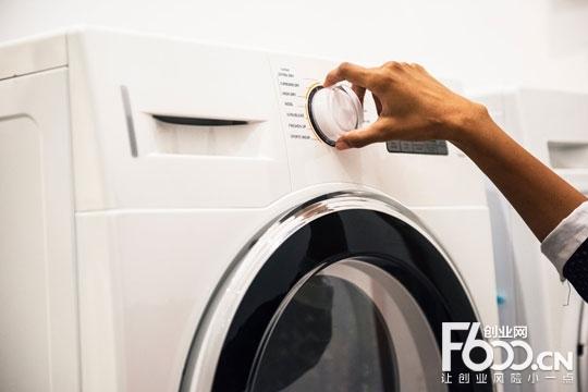 荣荣洗衣加盟