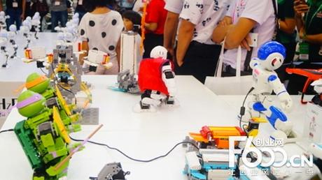 强平机器人