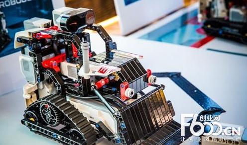 中科乐机器人