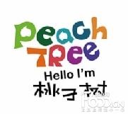 桃子树少儿美术