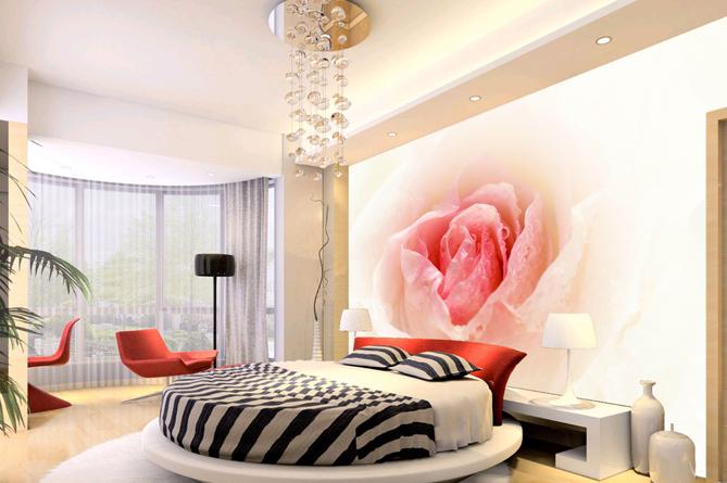 背景墙 房间 家居 起居室 设计 卧室 卧室装修 现代 装修 669_445