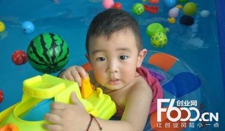 时尚宝贝婴儿游泳馆