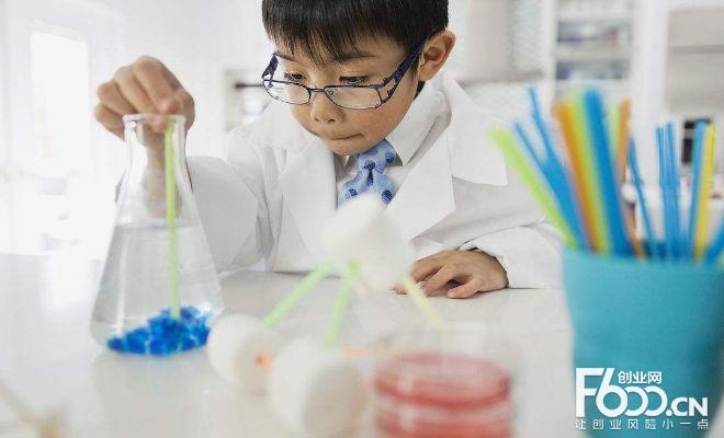 坚果科学教育图片