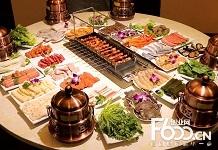 东方捞海鲜自助烤肉