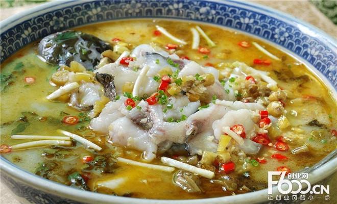 幕兰记酸菜鱼加盟