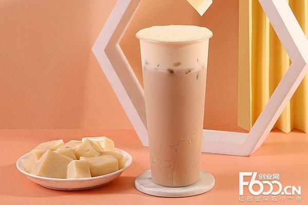 坚果奶茶加盟