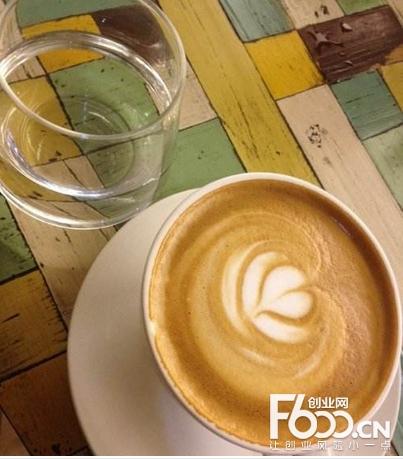 质馆咖啡加盟