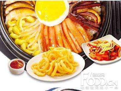加盟北京景釜宫韩式快餐怎么样?加盟有没有发展前景?
