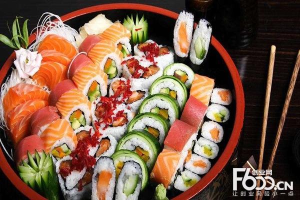 大河寿司加盟