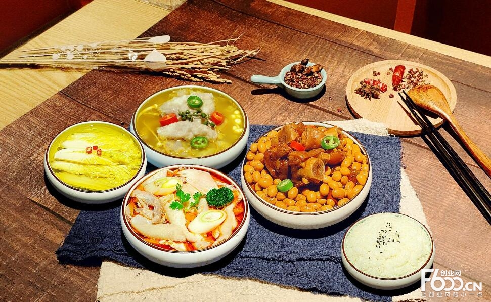 米与麦小碗菜加盟